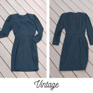 Vintage Albert Nipon Dress Size 8